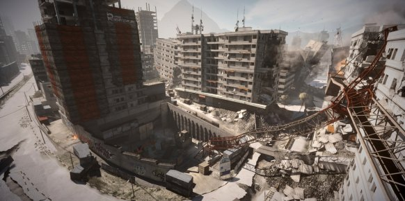 Battlefield 3 Aftermath PS3