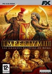 Carátula de Imperivm  III:  Las Grandes Batallas de Roma - PC