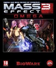 Carátula de Mass Effect 3: Omega - PS3