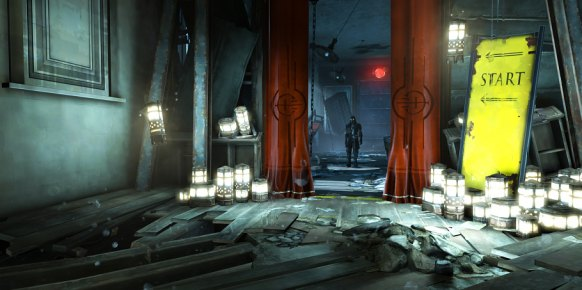 Dishonored Dunwall City Trials PS3