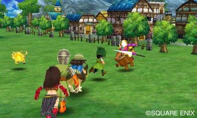 Dragon Quest VII análisis