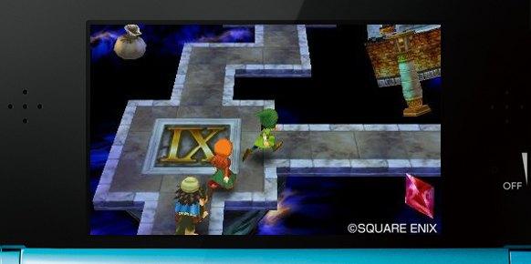 Dragon Quest VII 3DS