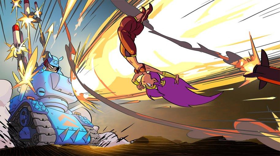 Shantae and the Pirate's Curse