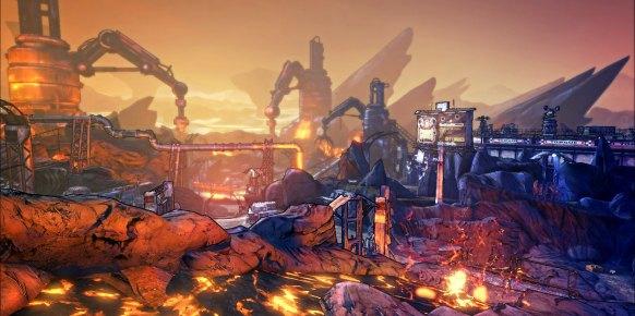 Borderlands 2 - Señor Torgue PS3