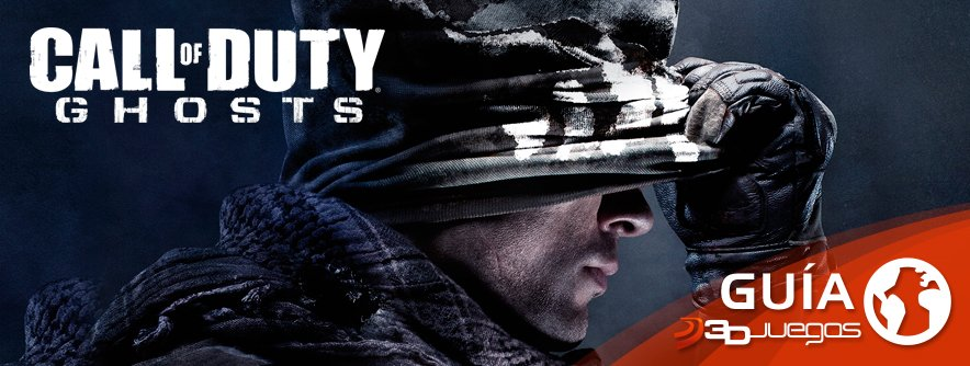 Guía Call of Duty: Ghosts