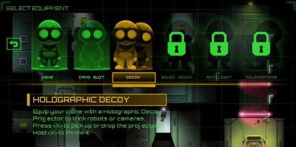 Stealth Inc A Clone in the Dark PS3