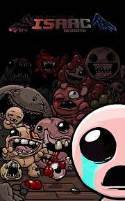 Carátula de The Binding of Isaac: Rebirth - Xbox One