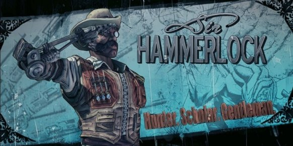 Borderlands 2 Sir Hammerlock´s análisis
