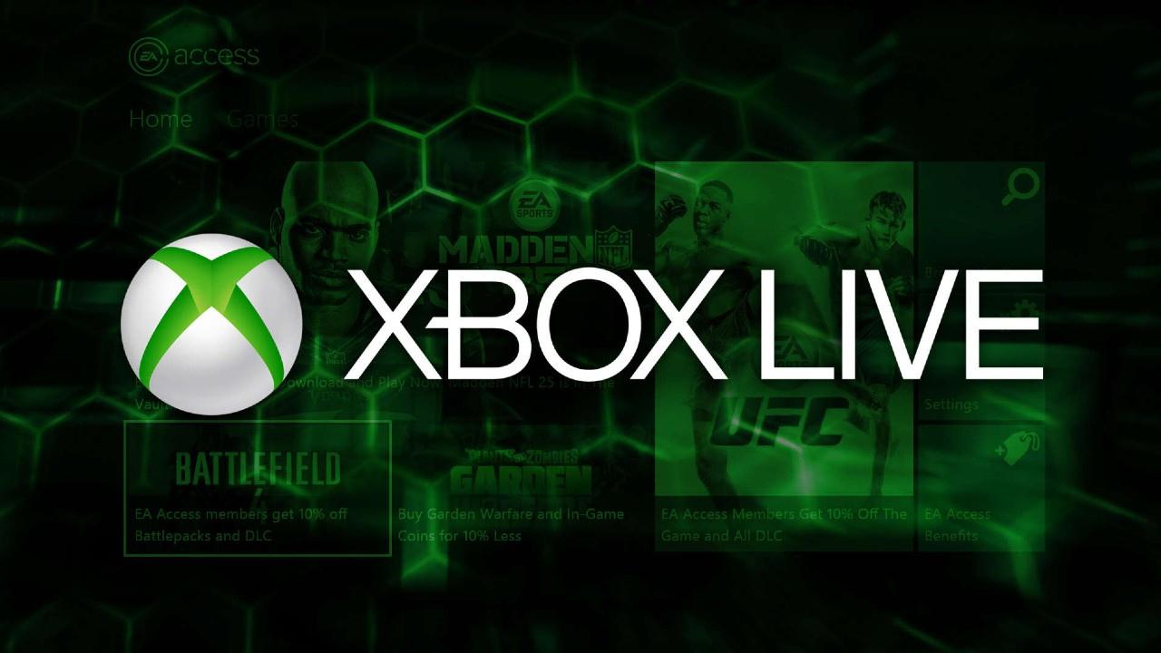 Xbox Live está dando problemas de servidores: si no puedes acceder a tus juegos, es por eso