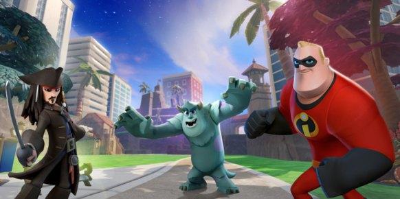 Disney Infinity Wii U