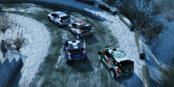 WRC Powerslide análisis