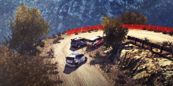 WRC Powerslide PS3