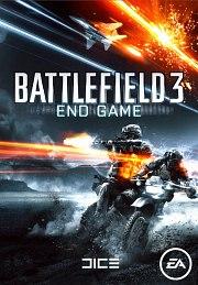 Carátula de Battlefield 3: End Game - PS3