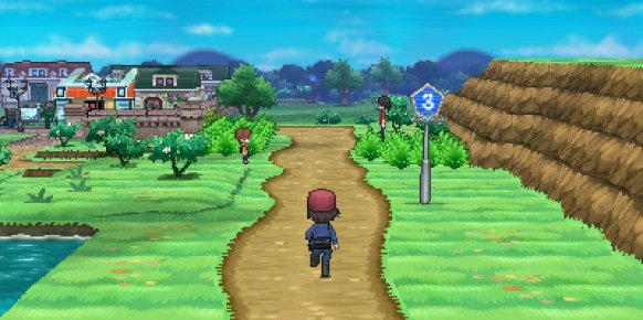Pokemon XY: Pokémon X / Y: Primer contacto