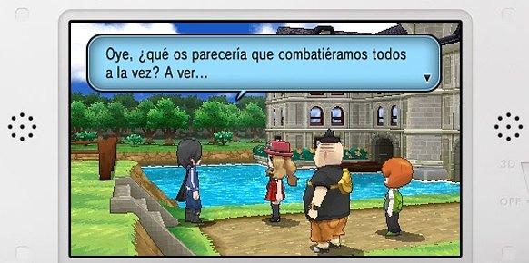 Pokemon XY: Pokémon X / Y: Impresiones E3