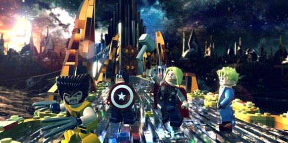 LEGO Marvel Super Heroes: LEGO Marvel Super Heroes: Impresiones jugables