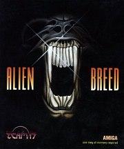 Carátula de Alien Breed - Amiga