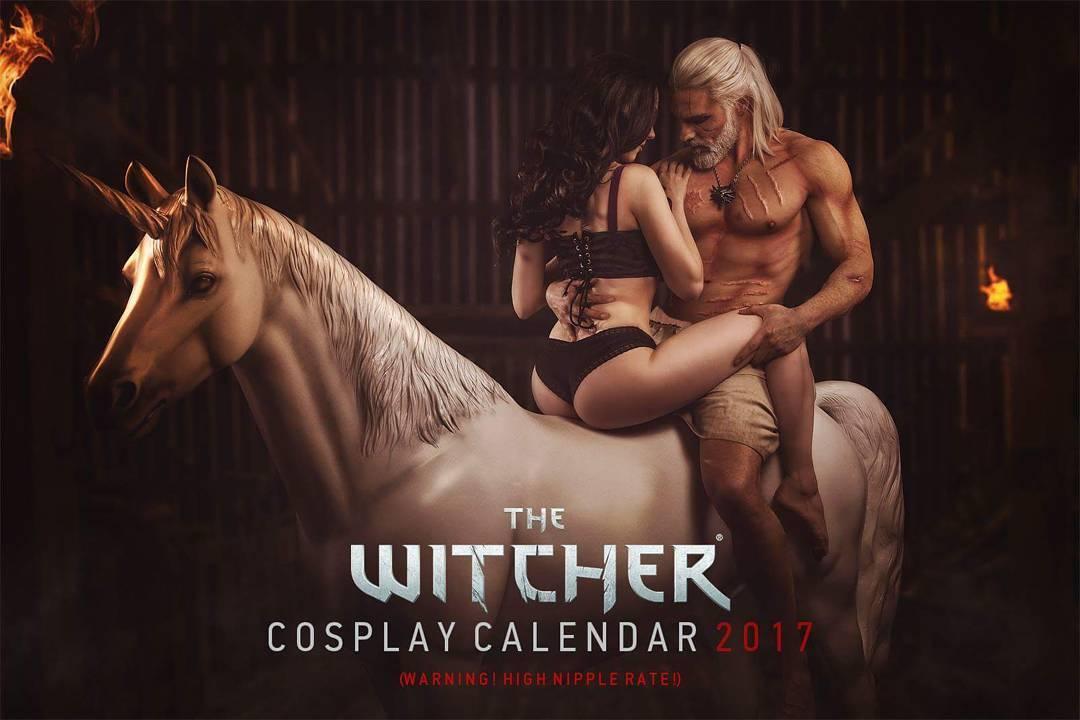 Witcher 2 Calendar