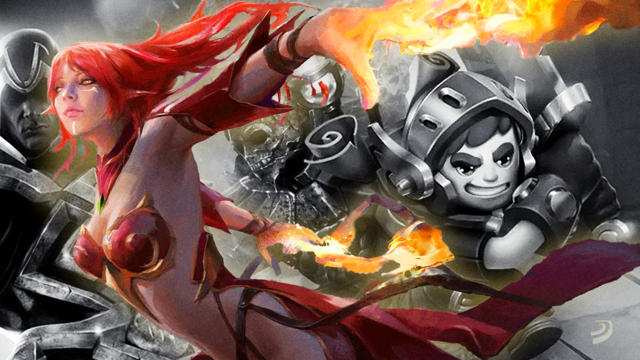 8 videojuegos gratis estilo Diablo para iOS y Android: os recomendamos varios Action-RPG para móviles