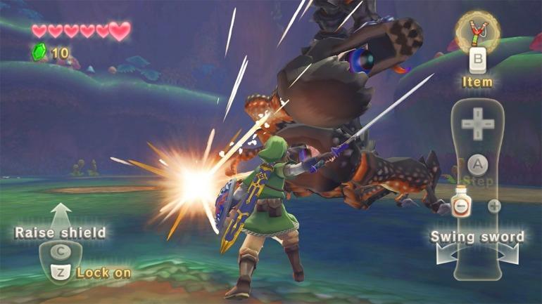 """The Legend of Zelda es una saga magnífica para explicar los """"jefes como examen"""""""