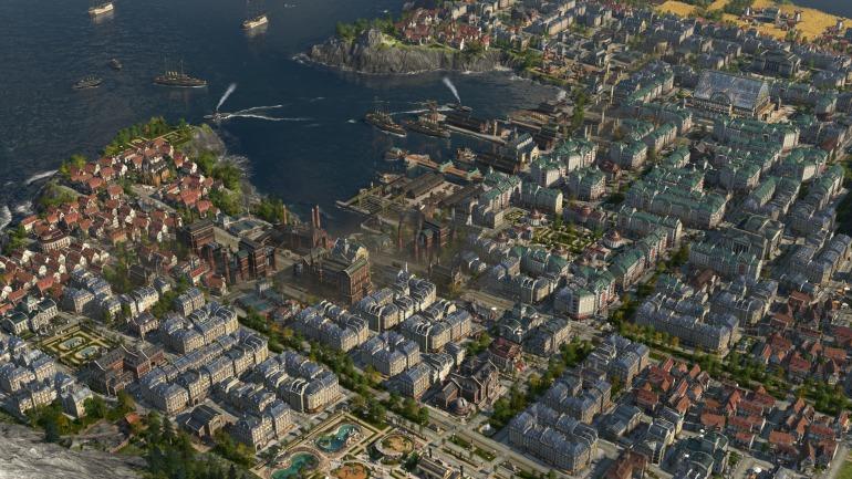 La relación de los jugadores con las ciudades de los videojuegos va desde su elaboración hasta la habitabilidad.