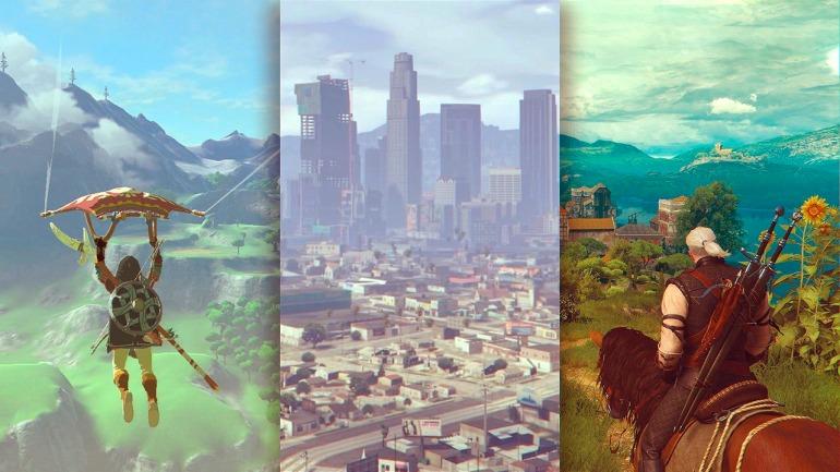 Mundos abiertos en videojuegos: cómo son y qué los hace tan populares
