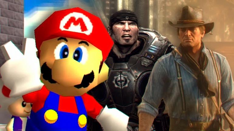 Los saltos gráficos más impresionantes que hemos vivido en la industria del videojuego