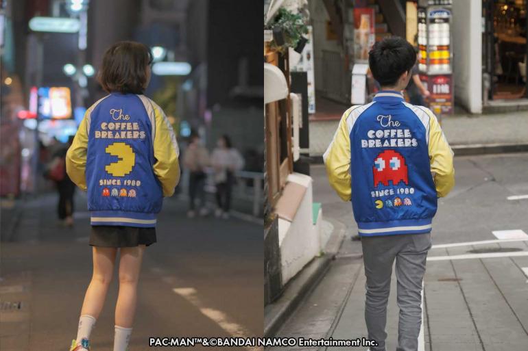 Cómete el mundo con esta chaqueta edición limitada que celebra los 40 años de Pac-man