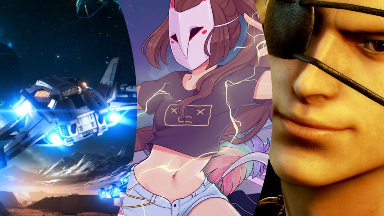 6 free games to download or try the weekend with Star Citizen, Tekken 7 and more