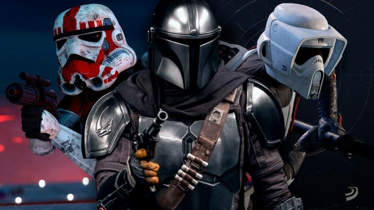 6 detalles curiosos de The Mandalorian que tienen relación con los videojuegos de Star Wars