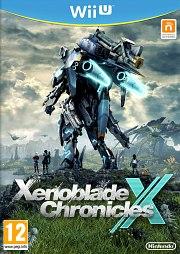 Carátula de Xenoblade Chronicles X - Wii U