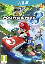 Carátula de Mario Kart 8 - Wii U