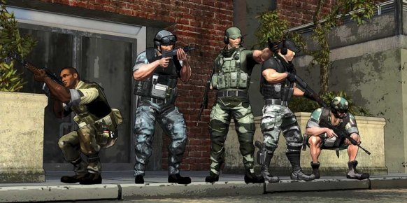 Special Forces Team X análisis