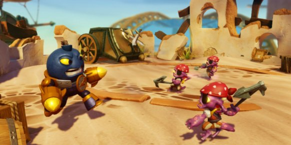 Skylanders Swap Force: Skylanders Swap Force: Impresiones jugables