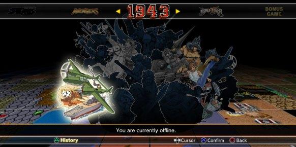 Capcom Arcade Cabinet Xbox 360