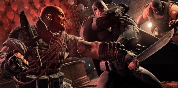 Batman Arkham Origins análisis
