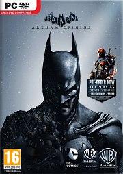 Carátula de Batman: Arkham Origins - PC