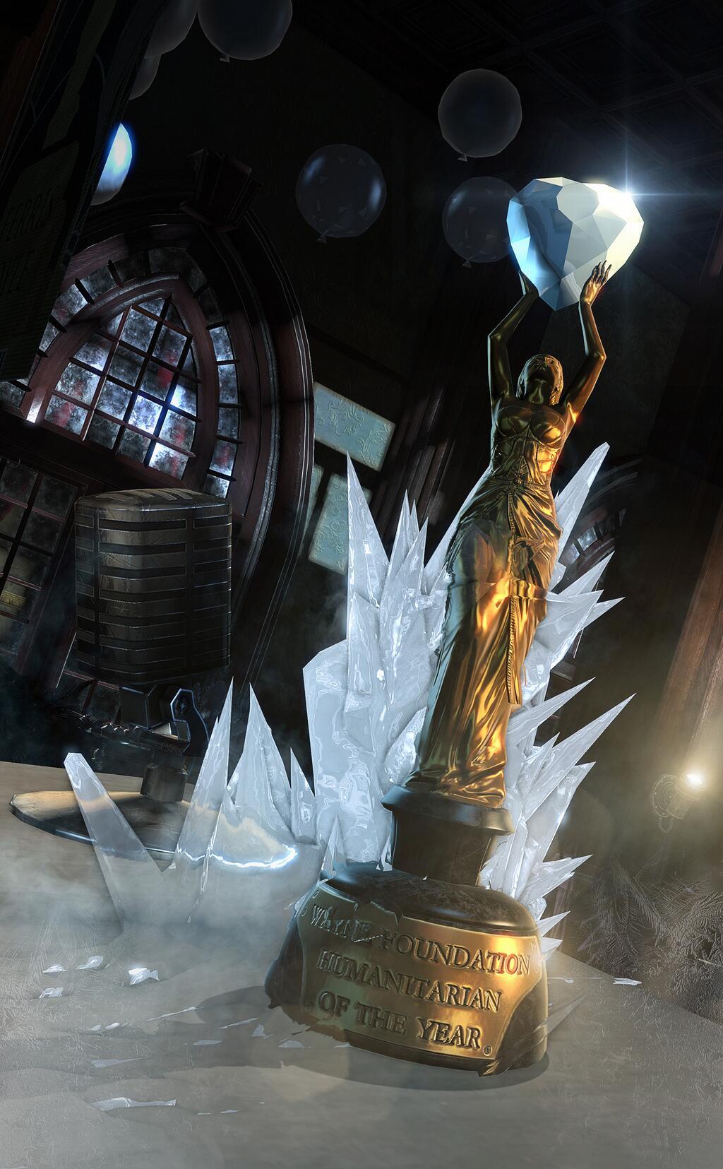 Batman: Arkham Origins recibirá un nuevo DLC para su modo historia en 2014