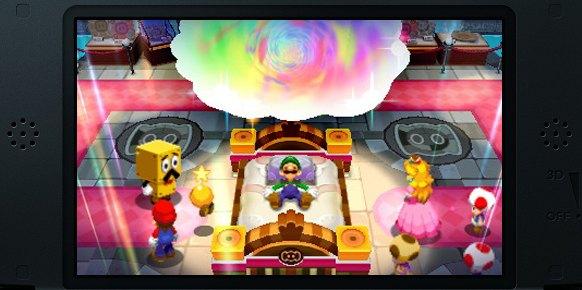 Mario & Luigi Dream Team: Mario & Luigi Dream Team: Impresiones jugables