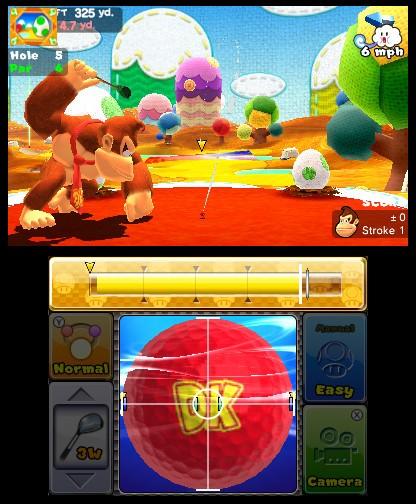 Mario Golf World Tour: Mario Golf World Tour: Impresiones jugables