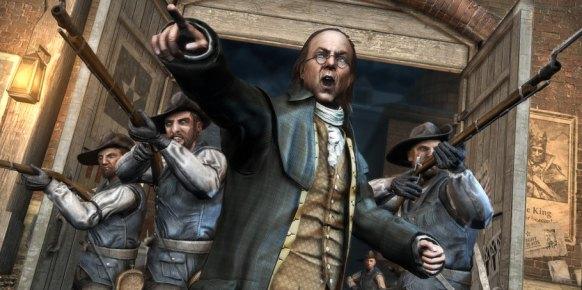 AC3 Rey Washington 2 - La Traición PS3