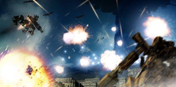 Armored Core V Verdict Day Xbox 360
