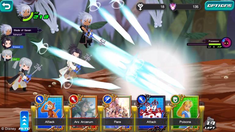 Imagen de Kingdom Hearts: Union χ [Cross]