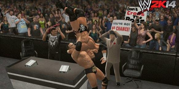 WWE 2K14 análisis