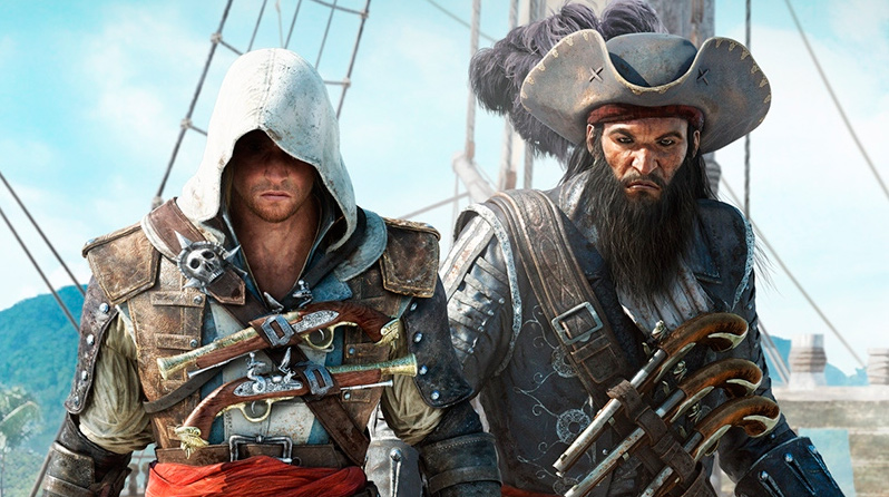 Assassin's Creed 4
