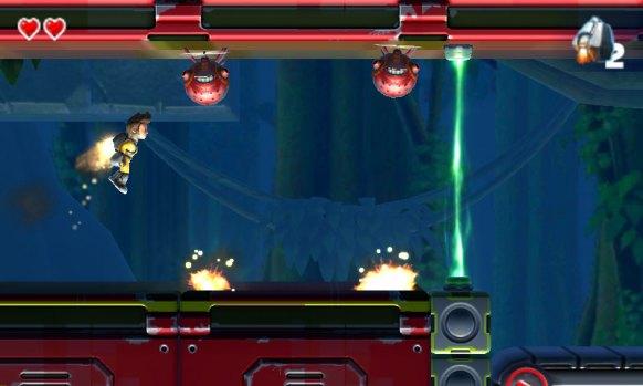 Jett Rocket II 3DS