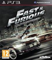 Carátula de Fast & Furious: Showdown - PS3