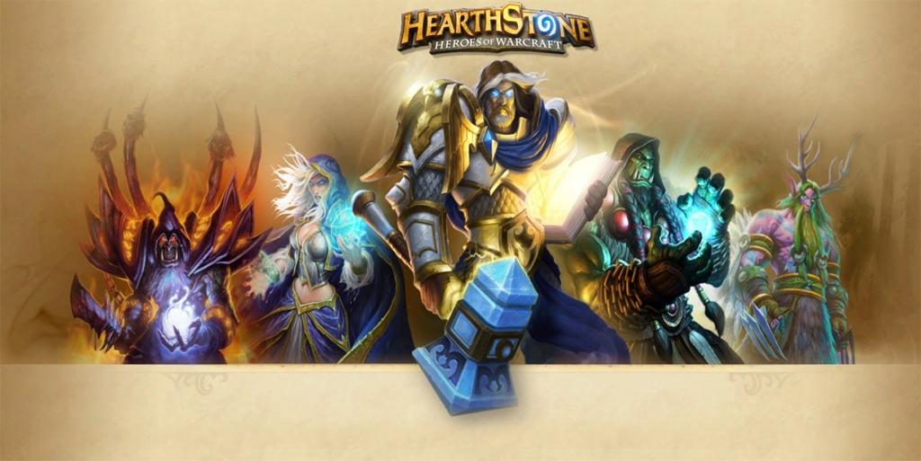 Hearthstone: Heroes of Warcraft aplaza su beta abierta hasta enero de 2014