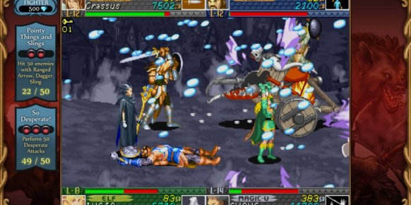 Dungeons & Dragons Mystara PS3