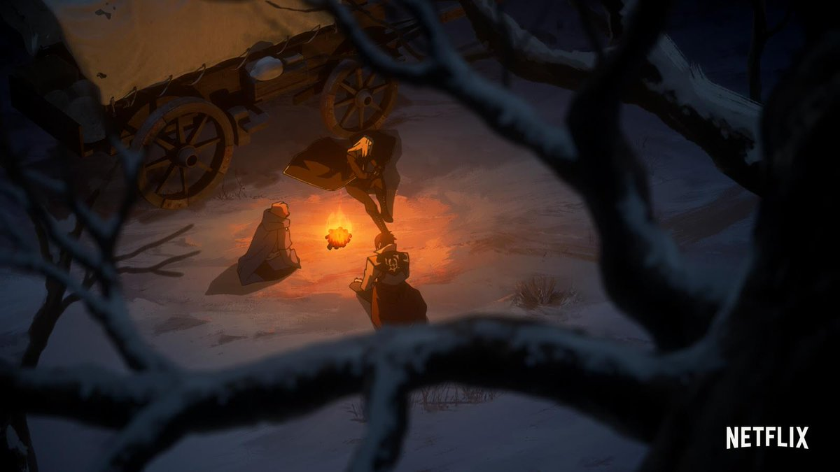Castlevania: La segunda temporada se estrenará en octubre